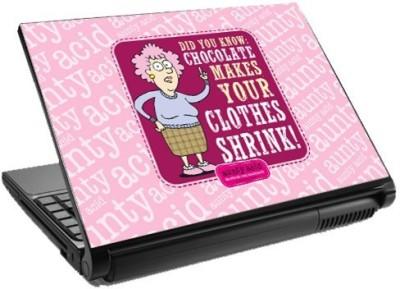 Tashanstreet Chocolates Laptop Skin Vinyl Laptop Decal 15.6