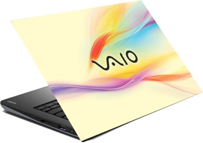 hifex logo vaio multicolor vinyl Laptop Decal 15.6