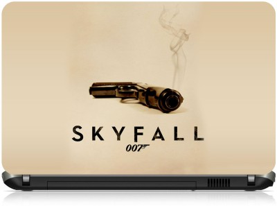 NG Stunners Sky Fall Abstract 2129 Vinyl Laptop Decal 15.6