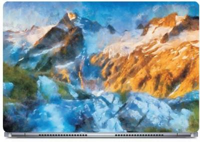 Posterboy Mountains - Pop Art Vinyl Laptop Decal 15.6