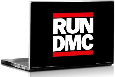 Bravado Run DMC Vinyl Laptop Decal 15.6