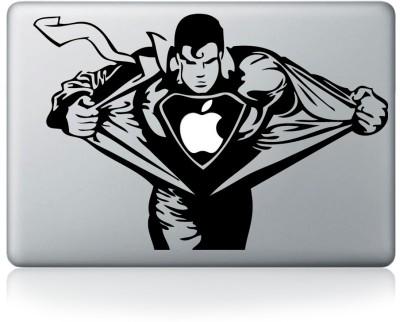 Inkflame Superman Apple Macbook Mac Sticker Skin Decal Vinyl for 13, 15, 17 Inch Vinyl Laptop Decal