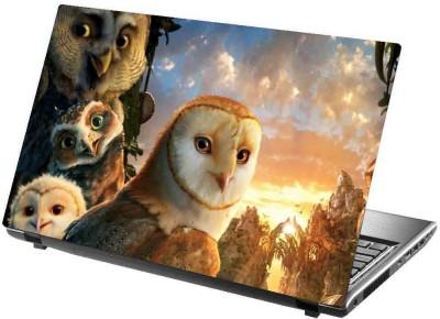 virtual prints beautiful bird image digitally printed vinyl Laptop Decal 15
