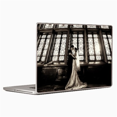 Theskinmantra My Best Moment Universal Size Vinyl Laptop Decal 15.6