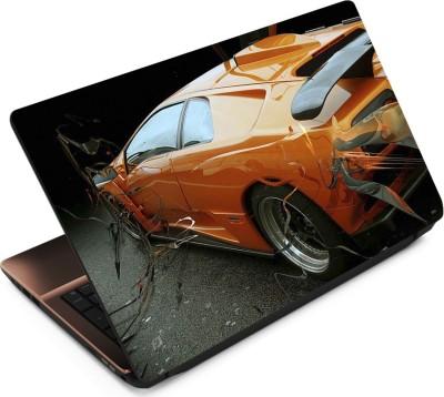 Finest Car 7 Vinyl Laptop Decal 15.6
