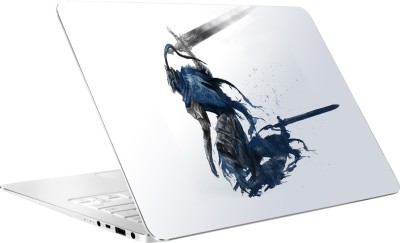 AV Styles Dark Souls Laptop Skin Vinyl Laptop Decal 15.6