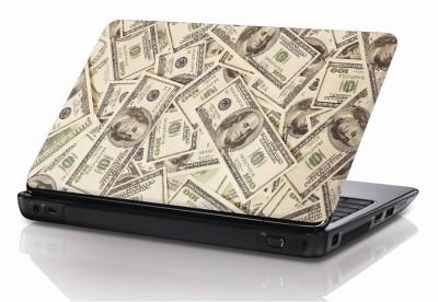 BSEnterprise Dollar 15.6 inch Laptop Notebook Skin Sticker Cover Art Decal Fits 13.3