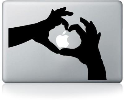 Inkflame Hands of love Apple Macbook Mac Sticker Skin Decal Vinyl for 13, 15, 17 Inch Vinyl Laptop Decal 15