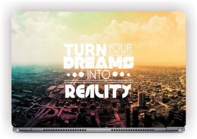 Posterboy Dreams - Reality Vinyl Laptop Decal 15.6