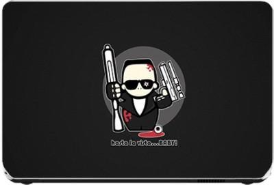 Friendly Formals Gangnam Style Hasta Lo Vista Vinyl Laptop Decal 15.6