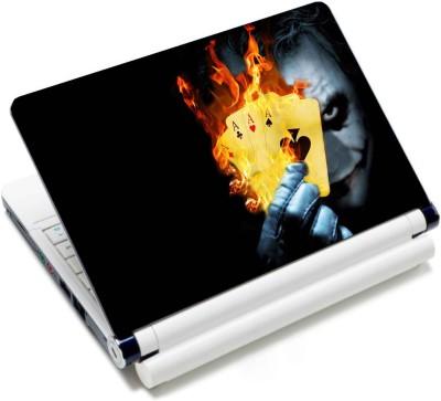 WoWCreations Burning-A High Quality Vnyl Laptop Decal 15.2