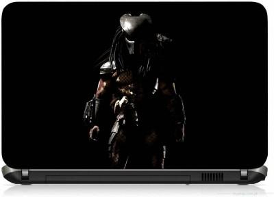 VI COLLECTIONS PREDATORS MOVE PRINTED VINYL Laptop Decal 15.6