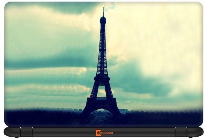 Ownclique Paris is peace Vinyl Laptop Decal 17