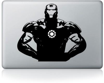 Inkflame Iron Man Cool Apple Macbook Mac Sticker Skin Decal Vinyl for 13, 15, 17 Inch Vinyl Laptop Decal