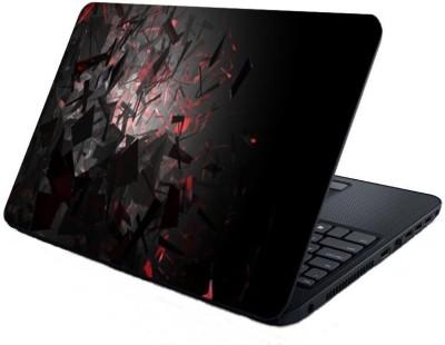Dstore Abstract Broken Glass Vinyl Laptop Decal
