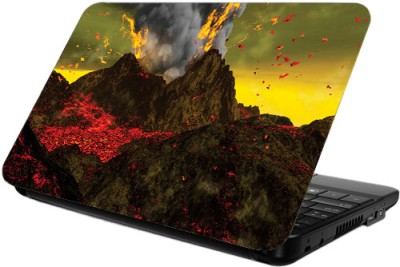 Printland Volcano Vinyl Laptop Decal 13.5