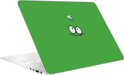 AV Styles Frog Hunt Vinyl Laptop Decal