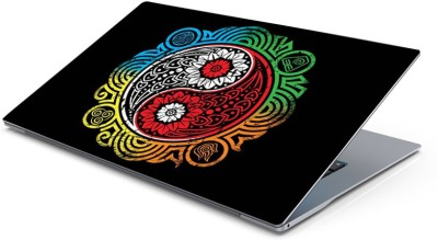 Lovely Collection abstract art Vinyl Laptop Decal 15.6