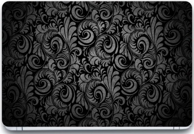 TrendsMate Abstract pattern designz Bubble Free Vinyl and Lamination Laptop Decal 15.6