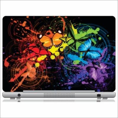 Printland Splash Of Color Skin LS151090 Vinyl Laptop Decal