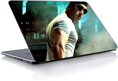 Devendra Graphics Salman Khan ( Wanted ) Vinyl Laptop Decal 15.6