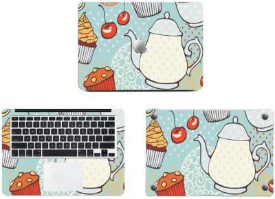 Swagsutra Cake Cupcakes teapot full body SKIN/STICKER Vinyl Laptop Decal 12