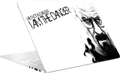 AV Styles I Am The Danger Vinyl Laptop Decal 15.6