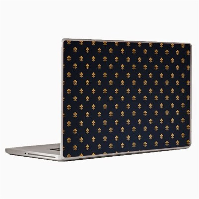 Theskinmantra Polka Dots Redifined Laptop Decal 13.3