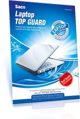 Saco Top Guard 02 Metallic PET Laptop Decal 17