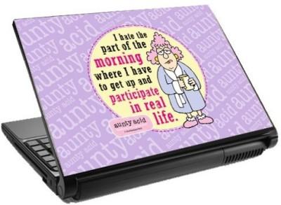 Tashanstreet Participate in real life Laptop Skin Vinyl Laptop Decal
