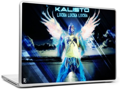 Print Shapes Kalisto Vinyl Laptop Decal
