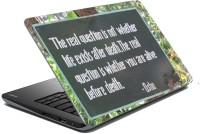 meSleep Quotes 68-154 Vinyl Laptop Decal 15.6 best price on Flipkart @ Rs. 199