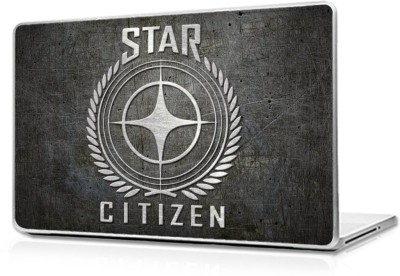 Global Star citizen Vinyl Laptop Decal
