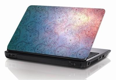 BSEnterprise Flower Strips 15.6 inch Laptop Notebook Skin Sticker Cover Art Decal Fits 13.3