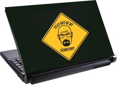 Greenrock Skin Walter White Vinyl Laptop Decal