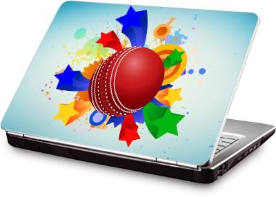 Clublaptop Cricket Fever (CLS-208) Vinyl Laptop Decal