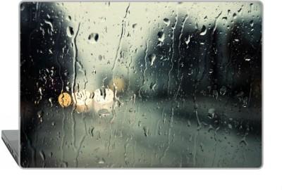 Digitek World Skin of Glass Drop Rain High Quality 3M Vinyl Laptop Decal 15.6