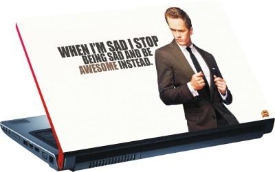 DSPBAZAR DSP BAZAR 10886 Vinyl Laptop Decal 15.6