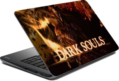 Posterhunt SVshi1488 Dark Souls Game Laptop Skin Vinyl Laptop Decal 14.1
