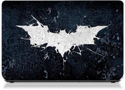 Friendly Formals Batman-Logo-Graphic Vinyl Laptop Decal 15.6