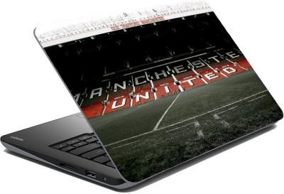 Posterhunt SVshi1273 FC Manchester United Laptop Skin Vinyl Laptop Decal 14.1