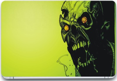 Trendsmate Aggression 3M Vinyl and Lamination Laptop Decal 15.6