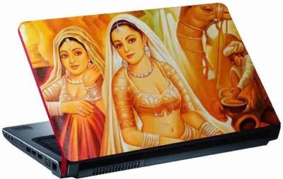 virtual prints a beautiful womens digitally printed Laptop Decal 15