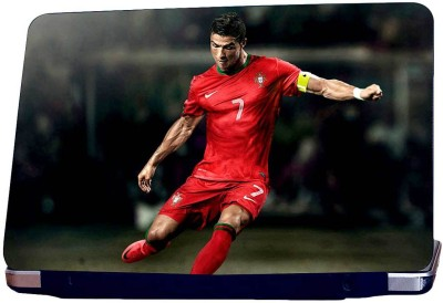 KKC Ronaldo Vinyl Laptop Decal 15.6