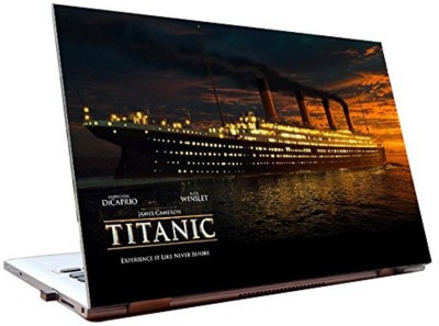 Dealmart The Titanic - Movie Skins Vinyl Laptop Decal 15.6