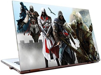 Dealmart Assassins Creed - Gaming Skins - HD Quality Vinyl Laptop Decal 15.6