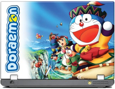 anycreation Doraemon Holiday Vinyl Laptop Decal 15