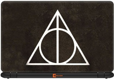 Ownclique The Deathly Hallows Vinyl Laptop Decal 15.6