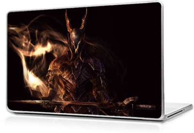 Global Dark souls Warior Vinyl Laptop Decal