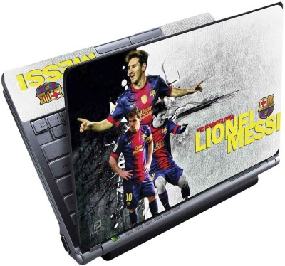 FineArts Lionel Fc Full Panel Vinyl Laptop Decal